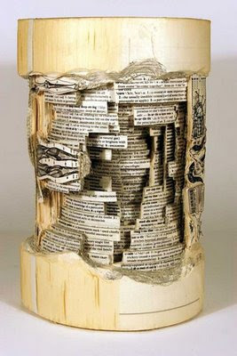 How to reuse your old books 2
