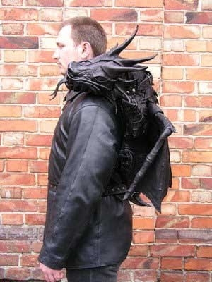 Unusual and Creative Backpacks (30) 20