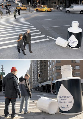 Creative and Cool Advertisements Using Oversized Objects (15) 8