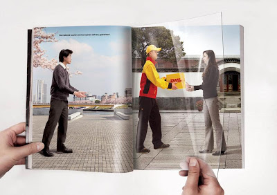 Creative DHL's Advertising (21) 2