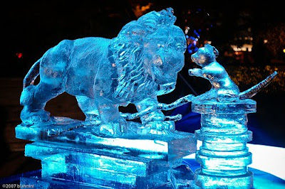 25 Creative And Impressive Ice Sculptures (25) 2