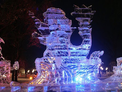 25 Creative And Impressive Ice Sculptures (25) 25