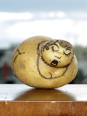 Potato Art and Sculptures (30) 9