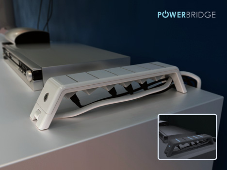 Cool Creative And Modern Extension Cords And Powerstrips