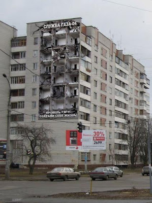 24 Clever and Creative Advertisements on Buildings (25) 2