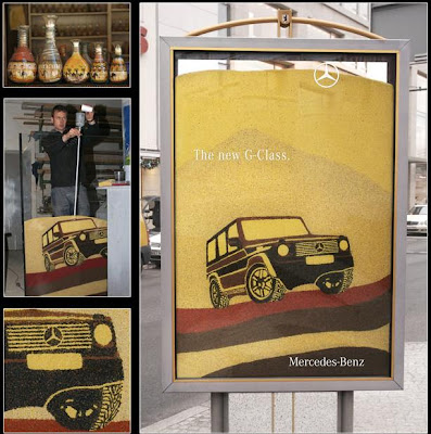 Creative Advertising Billboards and Posters Created With Multiple Pieces (45) 5
