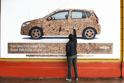 Creative Advertising Billboards and Posters Created With Multiple Pieces (45) 21