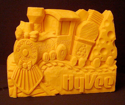11 Creative Cheese Sculptures (11) 8