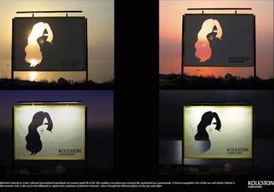 Ads Using Smart Billboards