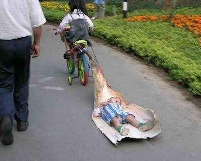 Another use of tricycle
