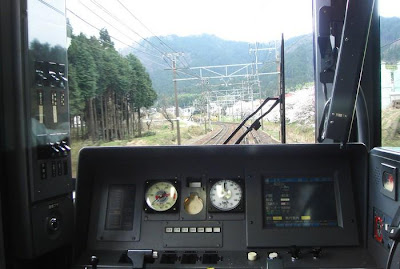 A Railroad Engineer's Workplace (12) 3