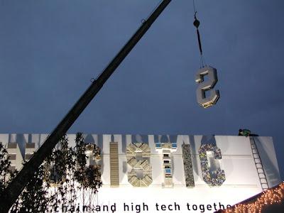 Billboard Make Of Computer Parts (7) 7