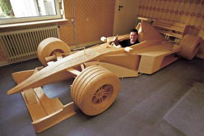 Creative and Cool F1 Car Recreations (10) 7