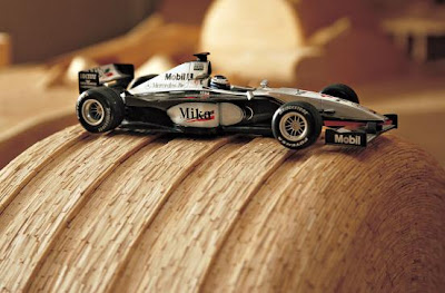 Creative and Cool F1 Car Recreations (10) 8