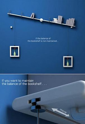 Creative and Stylish Bookshelf and Bookcase Designs- Part: 3 (10) 2