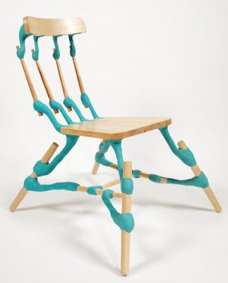 Tre di Una Chair by Hunn Wai