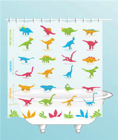 11 Creative and Cool Shower Curtains (11) 7