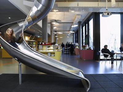 Google Zurich Offices (3) 2