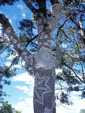 Knitted Tree (2) 2