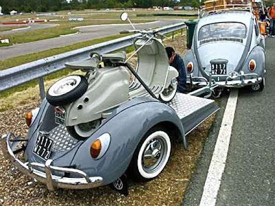 Classic VW Beetle Trailer