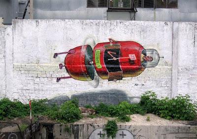 Beautiful Graffiti Art (15) 2