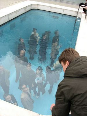 Swimming Pool Installation In 21st Century Museum Of Art Of Kanazawa (7) 3