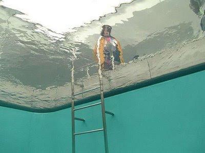 Swimming Pool Installation In 21st Century Museum Of Art Of Kanazawa (7) 6