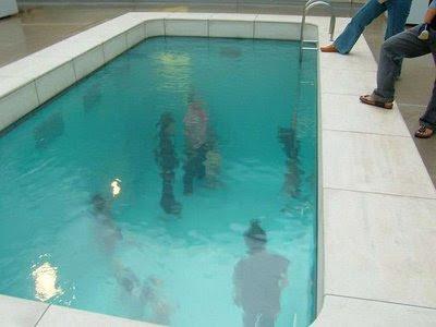 Swimming Pool Installation In 21st Century Museum Of Art Of Kanazawa (7) 1