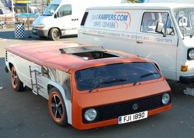 The Camper - World's Lowest VW Bus (3) 1