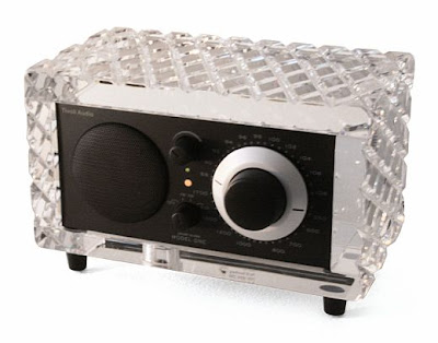 Tivoli Audio's limited edition real crystal radio