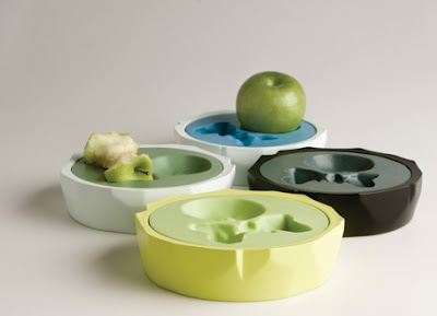 Conceptual Dishware: Small Apple Dish (3) 2