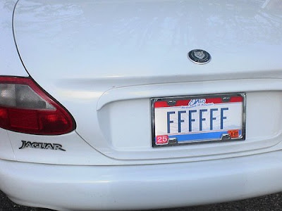 Hilarious License Plates (20) 11