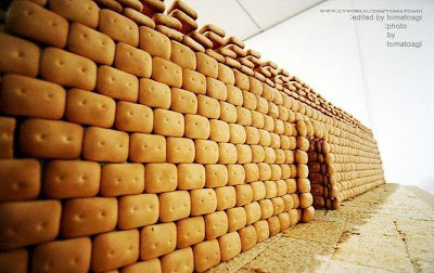 Biscuit Buildings And Sculptures (8) 2