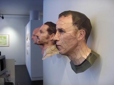 Paper Portraits (3) 1