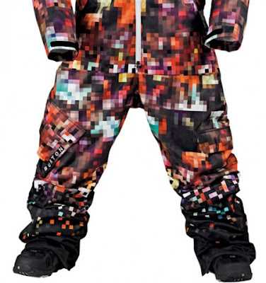 Pixelated Waterfall Jacket (3) 2