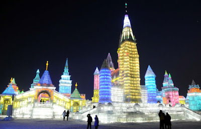 Coolest Ice and Snow Sculptures (5) 5
