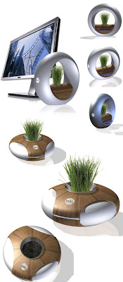 Creative Built-in Planters and Flowerpots (15) 11