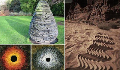 Sculptures Made From Elements Of Nature (18) 1