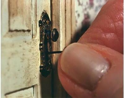 World's smallest key
