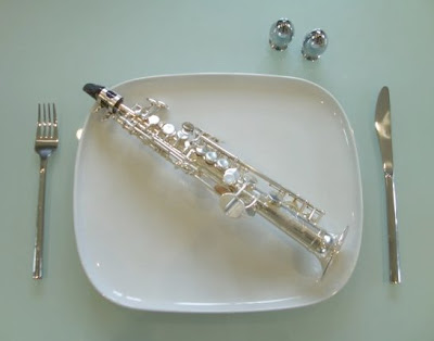 World's Smallest Saxophone