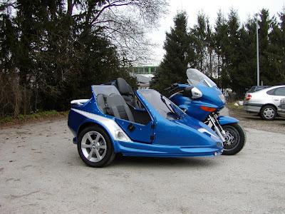 BMW K 1200 LT MIT Mobec Furax GT