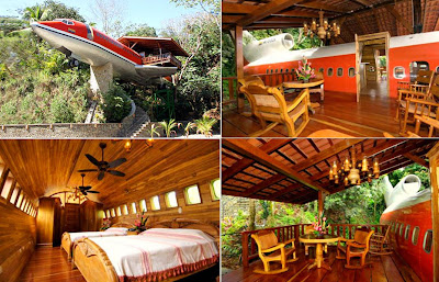 Costa Rican Airplane Hotel (2) 1