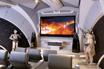 36 Creative and Cool Home Theater Designs (70) 29
