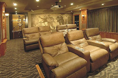 36 Creative and Cool Home Theater Designs (70) 7