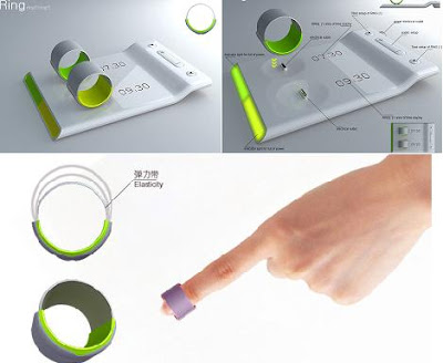 Innovative and Cool Gadget Rings (15) 15