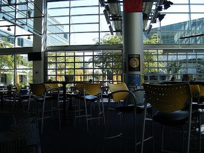 Yahoo Sunnyvale, CA Canteen