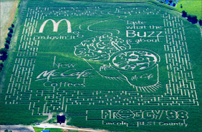 20 Creative and Cool Uses of Maze In Advertisements (20) 11