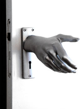 Cool Looking Door Handles (12) 12