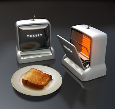 20 Cool Design Toasters
