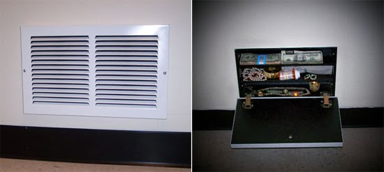 Cool And Creative Hidden Safes